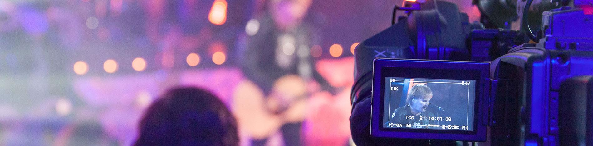 Live Events & Musikvideos