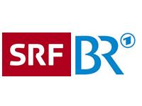 Senderlog von BR und SRF