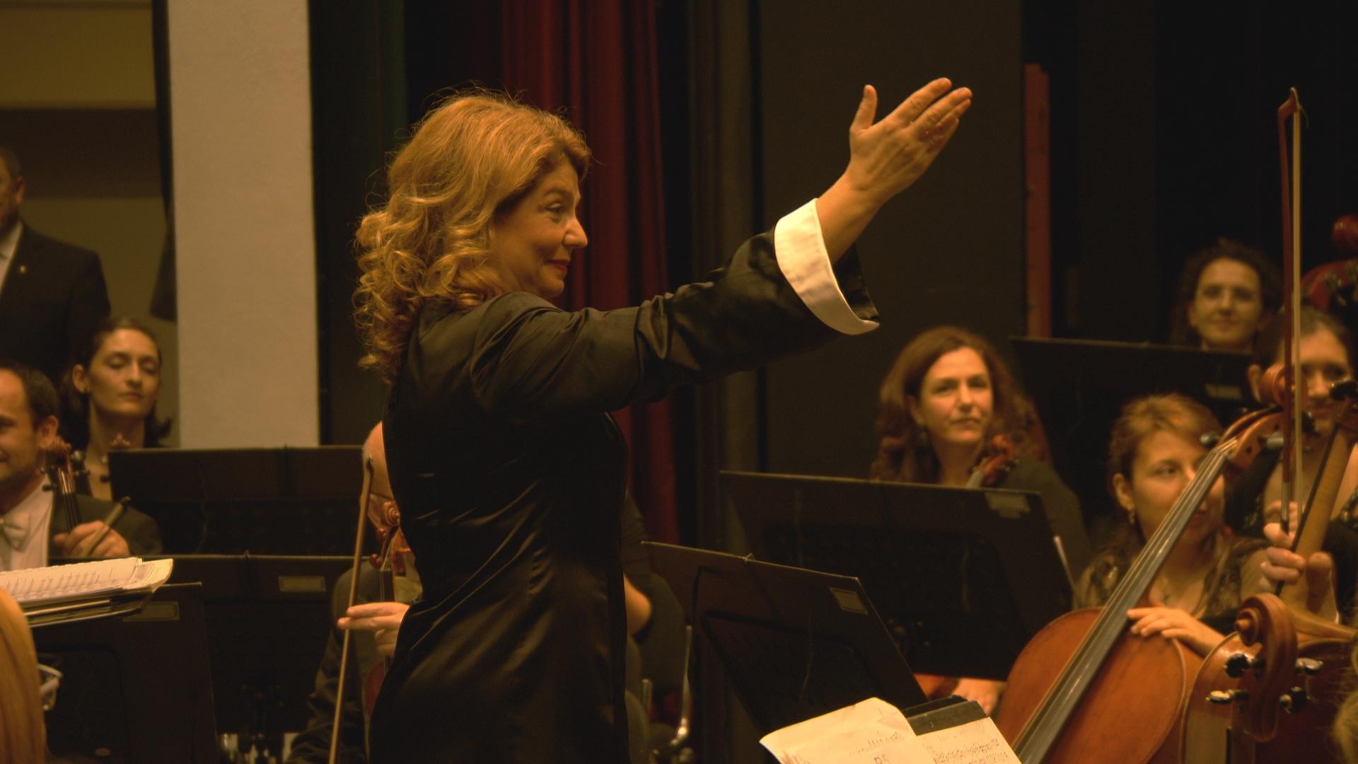 Aufzeichnung Konzert Ljubka zu Guttenberg mit den Sofia Symphonics
